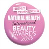 Natural Health International Beauty Award