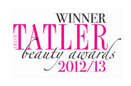 Tatler Beauty Award Winner