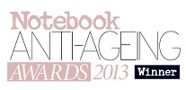 Notebook Anti-Ageing Award